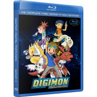Digimon Season 3 Tamers Complete Blu-Ray Collection