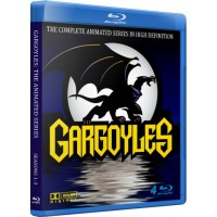 Gargoyles: The Animated Series Complete Blu-Ray Collection