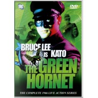 The Green Hornet: The 1966 Live Action Series Complete DVD Collection