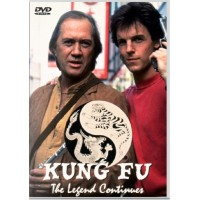 Kung Fu The Legend Continues Complete DVD Collection