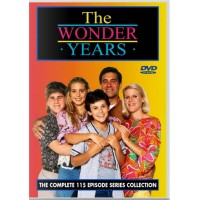 The Wonder Years TV Series Complete DVD Collection