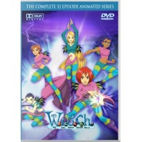 W.I.T.C.H. Complete Animated Series DVD Collection (Witch)